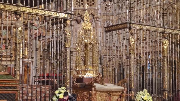 Corpus christi toledo: Restauran en tiempo récord la custodia de ...