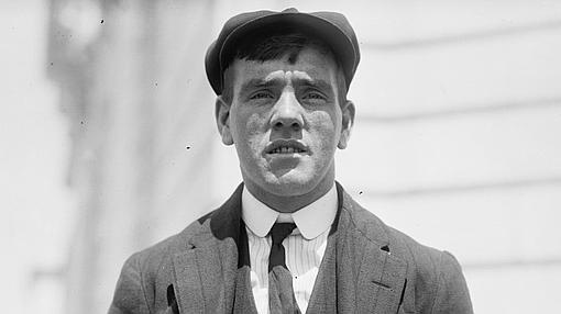 Frederick Fleet, uno de los vigías del «Titanic»