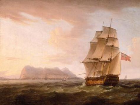 Conquista de Gibraltar