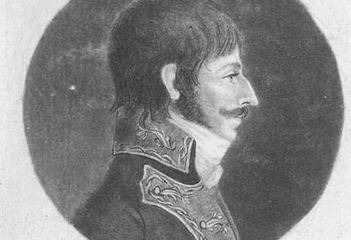 Badía, en 1798