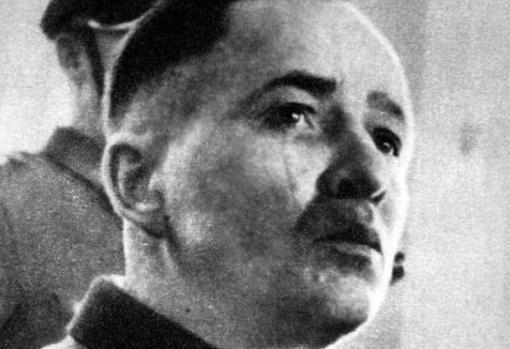 Rudolf Höss, durante el juicio