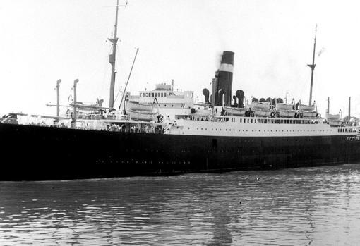 SS Athenia