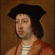 Portrait of Fernando the Catholic