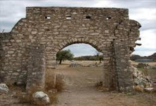 Restos del presidio de San Luis de las Amarillas