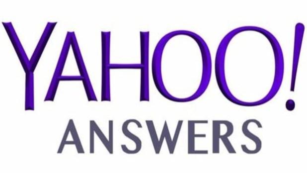 Imagen de la página web de foros Yahoo Respuestas