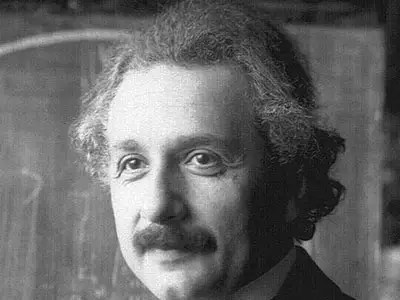 """Albert Einstein didn't speak until age four and didn't read until age seven. His teachers labeled him """"slow"""" and """"mentally handicapped."""""""