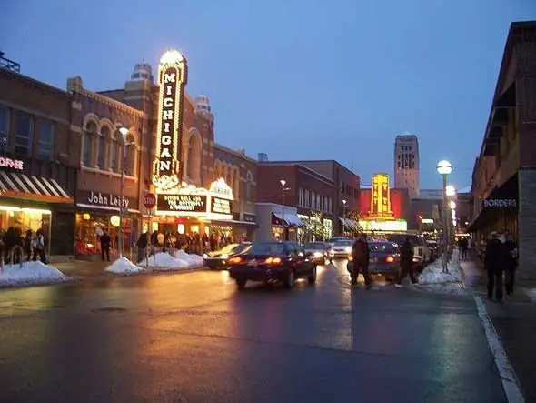 13. Ann Arbor, Michigan