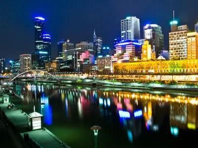 #6 (tie) Melbourne