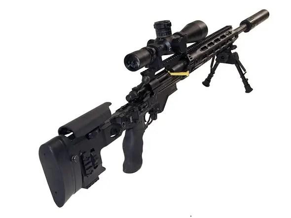 XM2010 Zwiększona Sniper Rifle