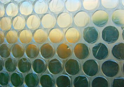 Bubble wrap your windows