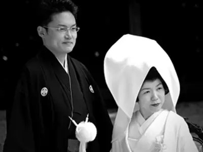 Japanese brides must physically show their devotion to their new in-laws