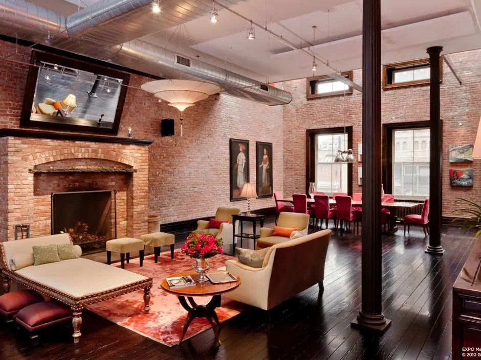 HOUSE OF THE DAY: Rent A 6-Story Tribeca Loft With An