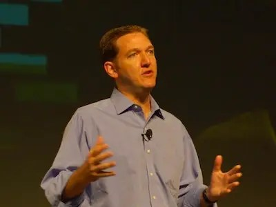 Jim Whitehurst, President and CEO, Red Hat