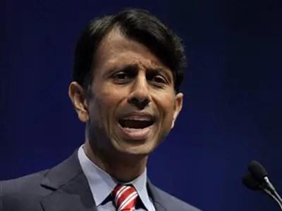 Bobby Jindal, Louisiana Governor (4.5 percent)