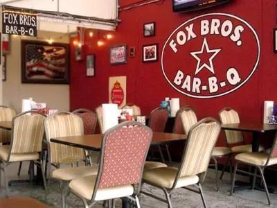 Fox Bros. Bar-B-Q, Atlanta