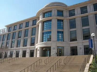 #14 Georgetown University (McDonough)