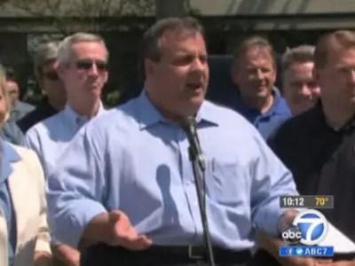 Chris Christie, New Jersey Governor (1.7 percent)