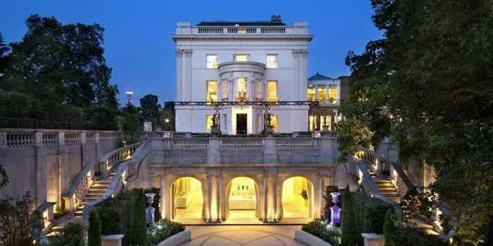 Most Expensive Mansions For Sale In London