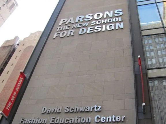 5. Parsons The New School for Design