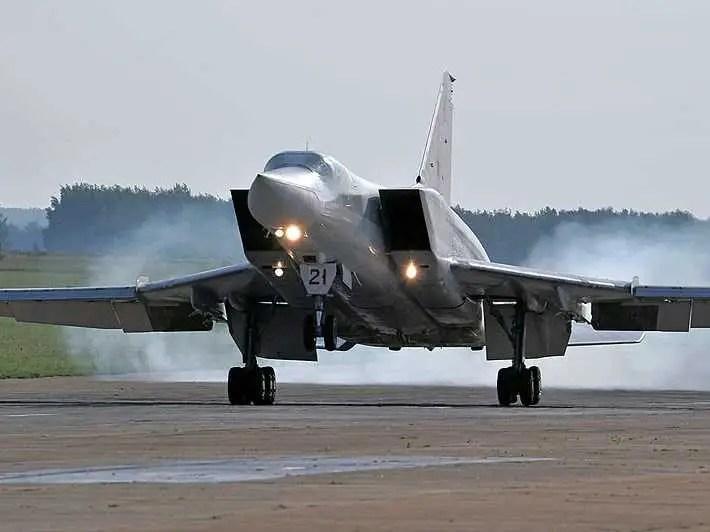 Russian Tu-22M