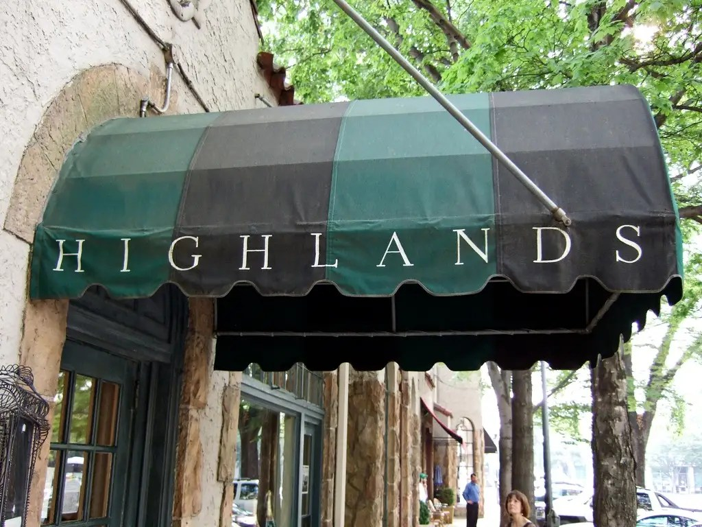 #25 Highlands Bar and Grill (tie)
