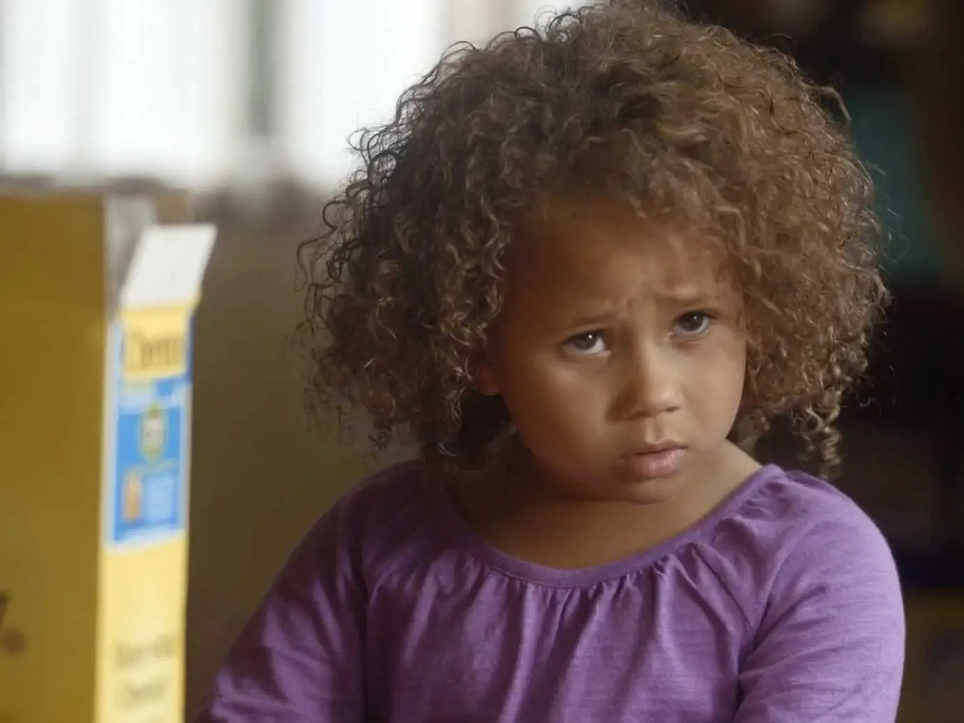 The Kid In The Mixed Race Cheerios Ad
