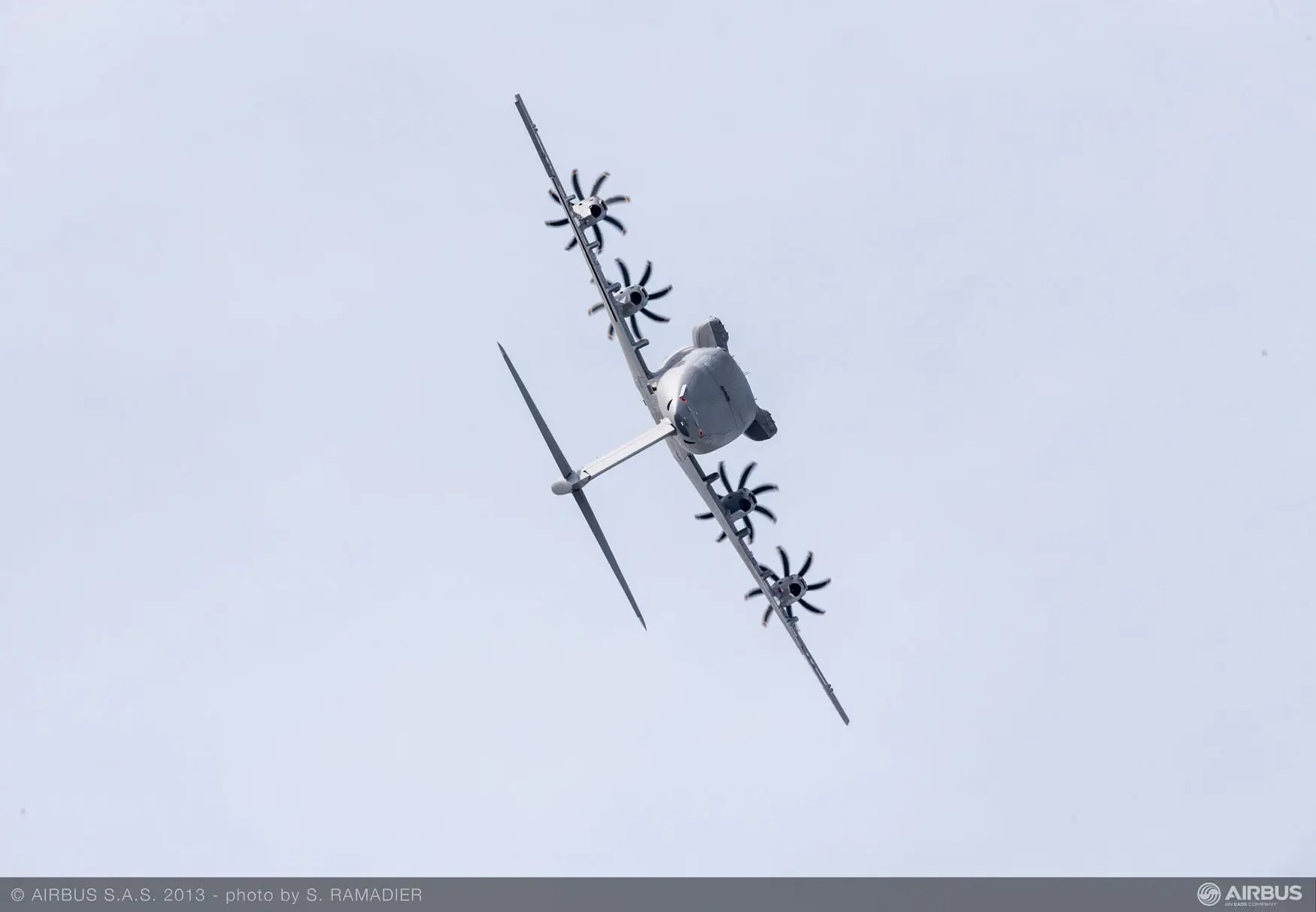 "This is a military aircraft, so it's made to be agile and maneuverable. Aviation Week test pilot Fred George said ""the Atlas has some of the most capable avionics and flight controls ever fitted to a military transport."""