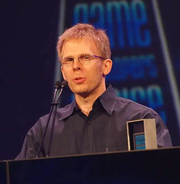 John Carmack co-founded id Software and is responsible for such classic games as Wolfenstein and Doom. And he runs Armadillo Aerospace, yet another rocket company.