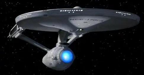 star trek starship enterprise
