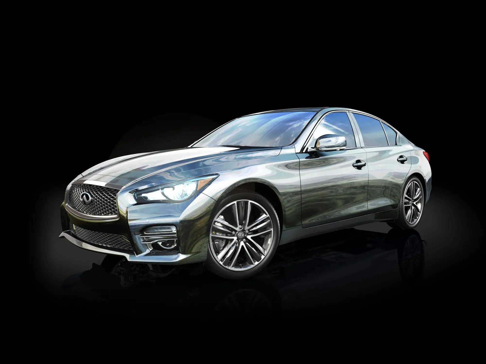 Infiniti Improves Perception But Sales Lag Business Insider