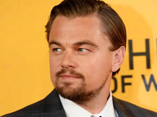 AGE 39: Leonardo DiCaprio