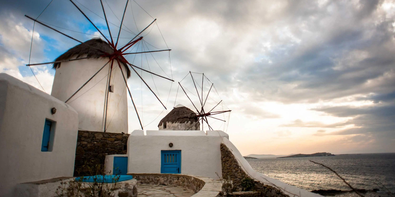 Mykonos Cyclades