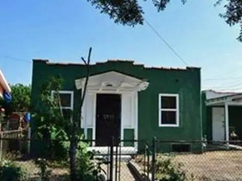 Live close to downtown LA in this miniature home.