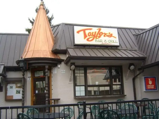 Taylor's Bar & Grill – Eugene, OR