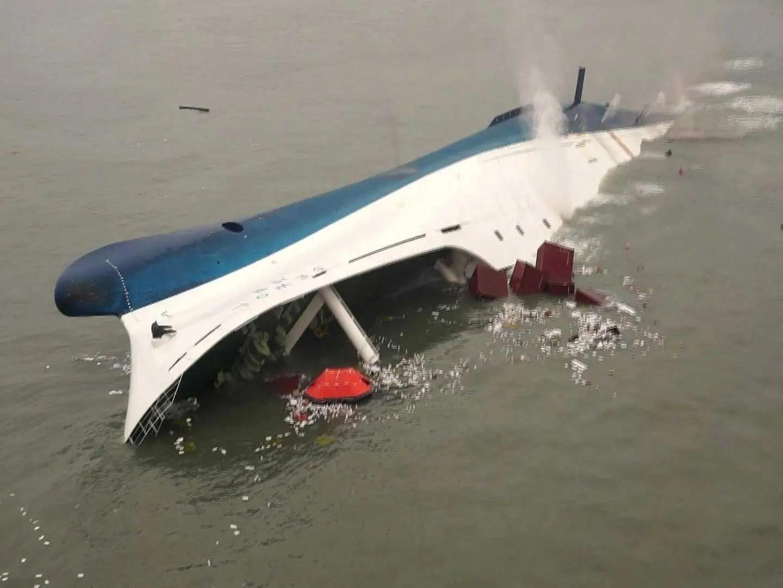 South Korea ferry