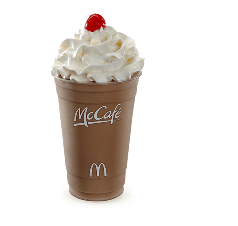 Image Result For How Many Calories Are In An Iced Coffee From Mcdonalds