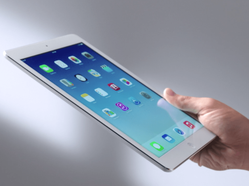 The new iPads will likely be a minor update.