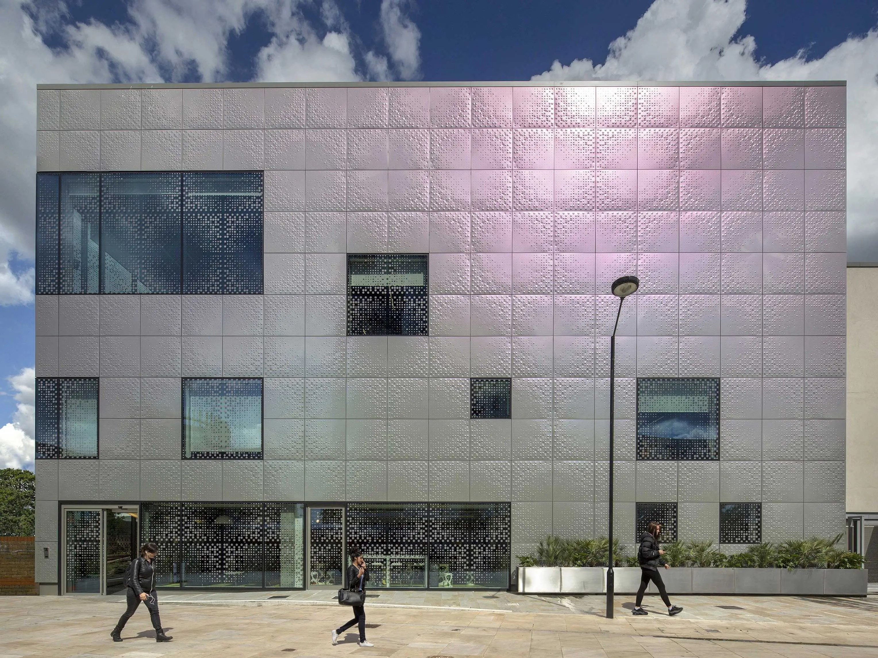 Spotlight Youth Space by Astudio, London, England (shortlisted in Civic and Community)