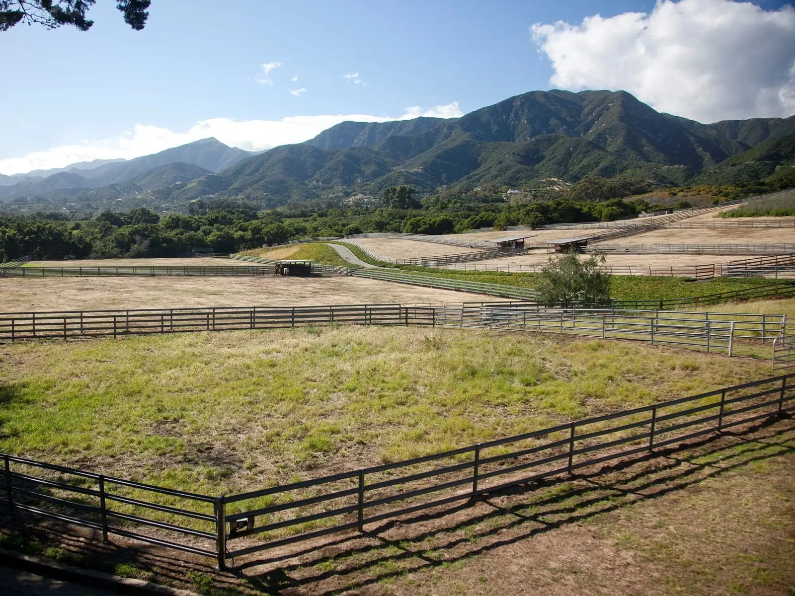 One last look at the incredible Rancho San Carlos in Montecito.