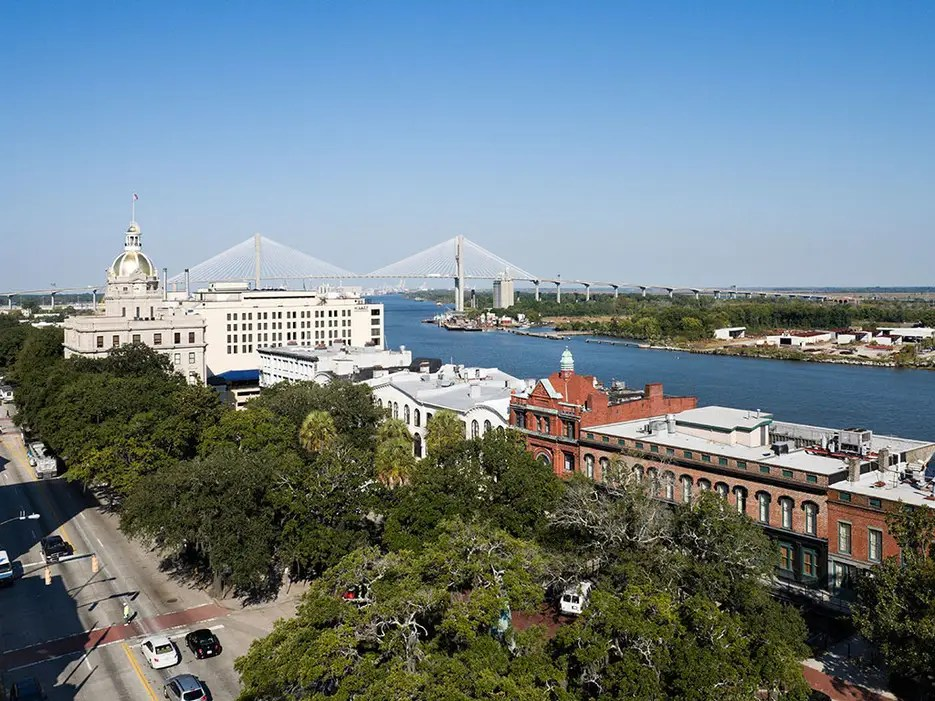 9. Savannah, Georgia, USA