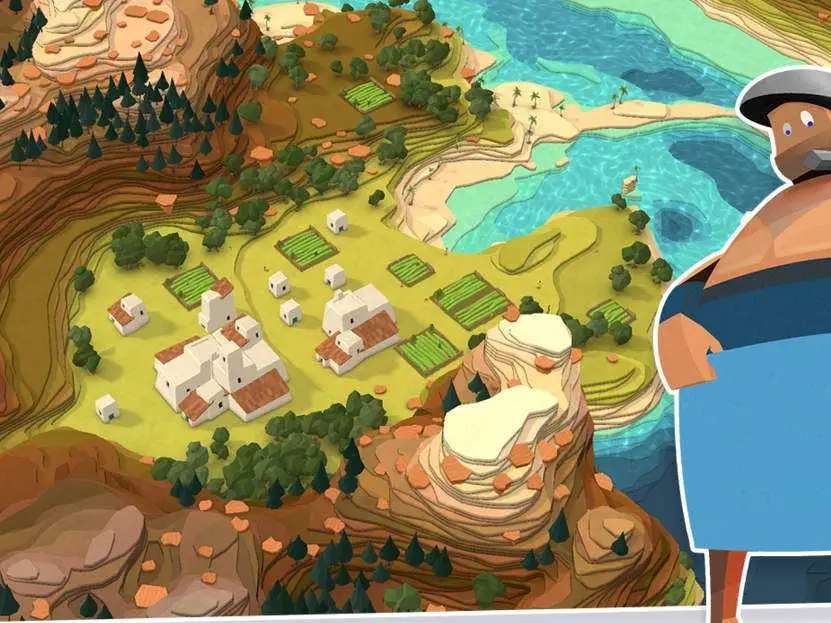 Godus lets you play God and create and rule over your own civilization.