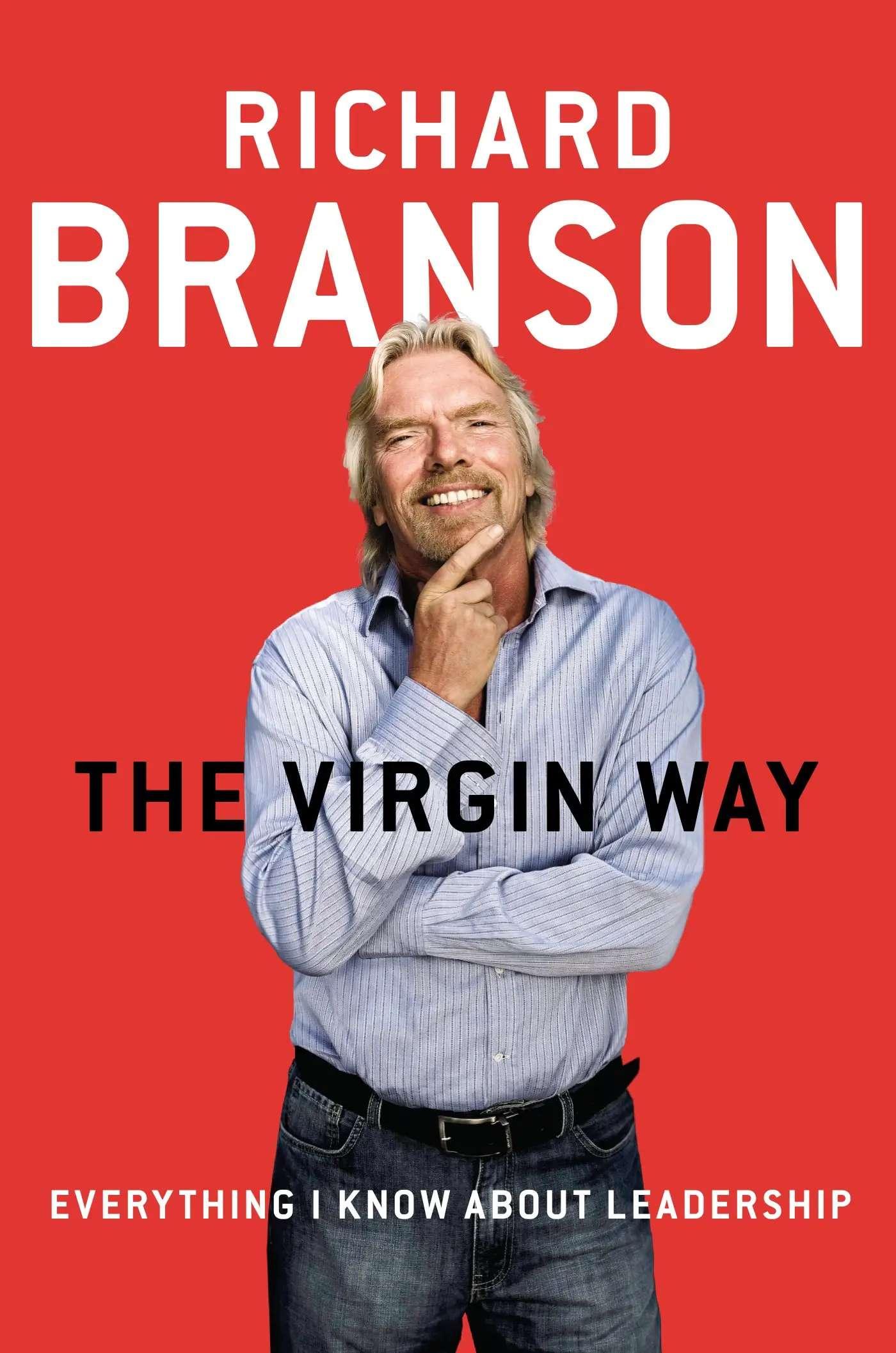 'The Virgin Way' by Richard Branson