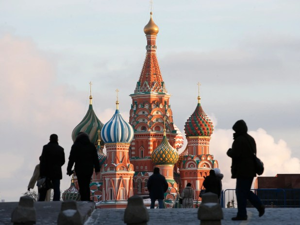 red square russia moscow