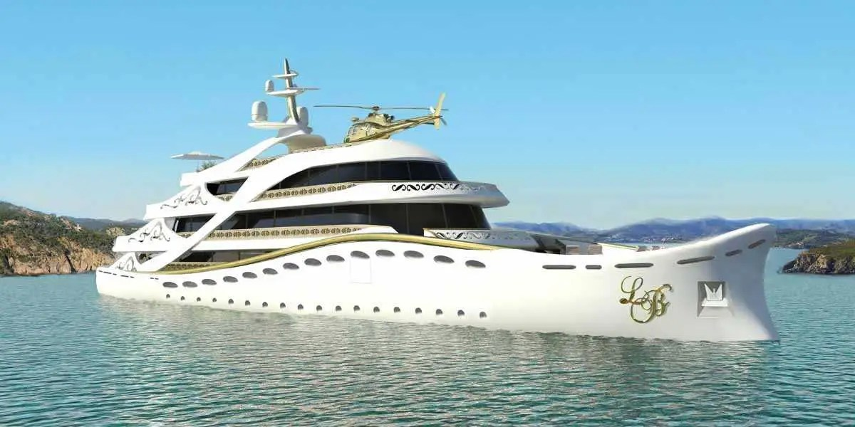 First Luxury Yacht Designed For Women Business Insider