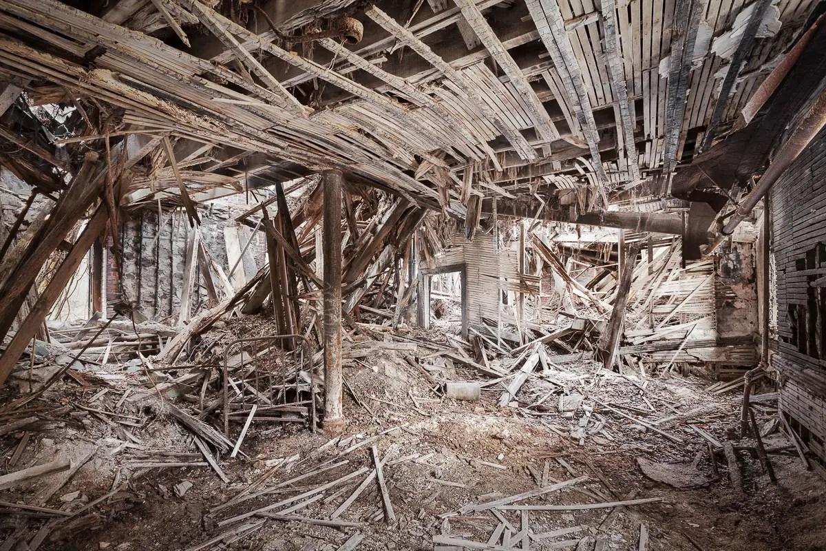 Abandoned Ny Photographs