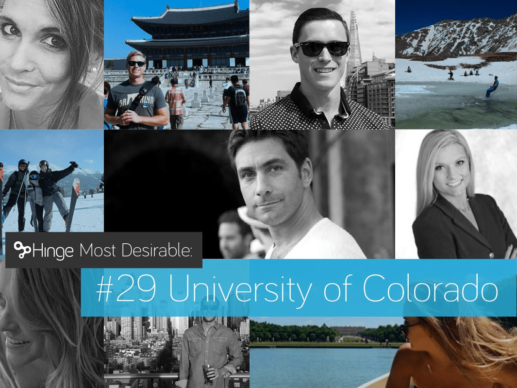 29. University of Colorado Boulder