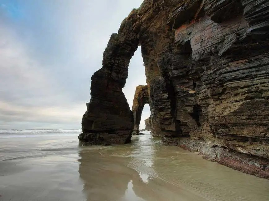 As Catedrais Beach, Spain