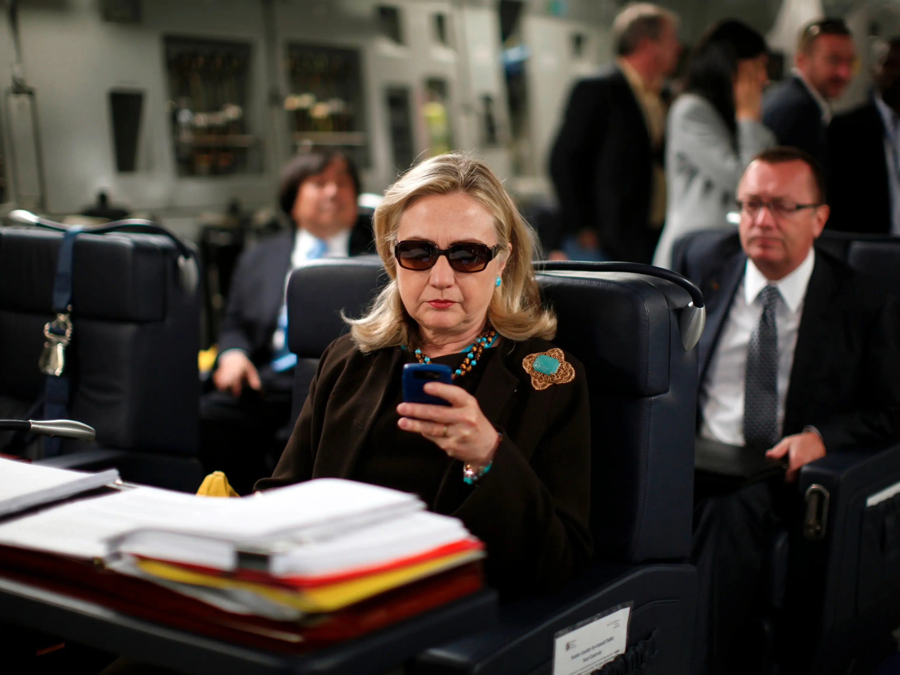 """Texts From Hillary"" became a viral internet meme."