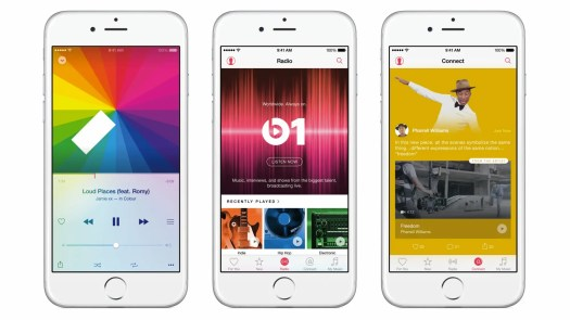 5. People who like to store their music on their phones won't like it, but they may have to consider a music streaming service if their iPhone storage keeps filling up.