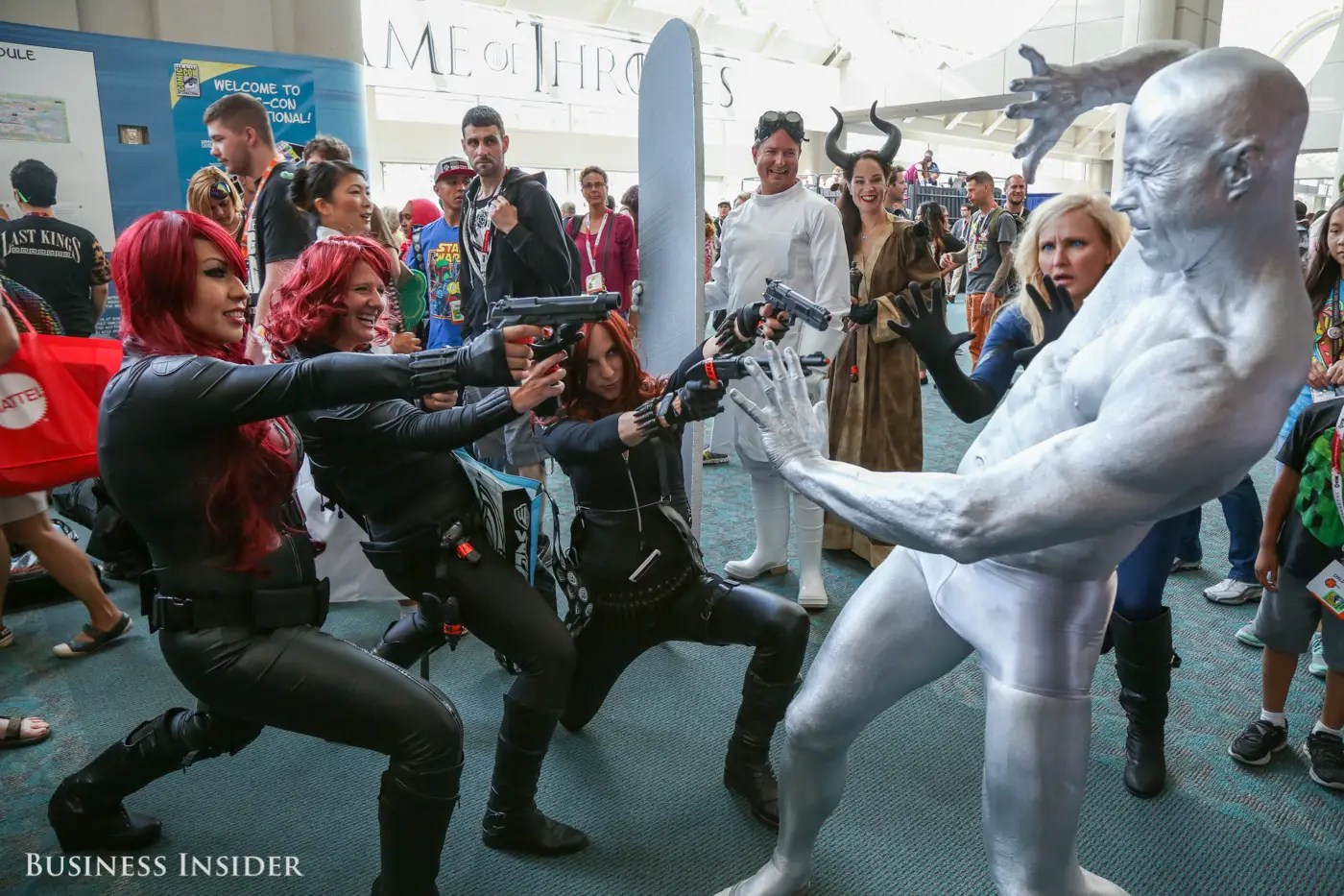 10 of the best cosplay photos from Comic-Con 2015 in San ...